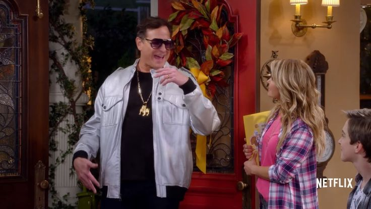 New Kids On The Block and Fly Danny Tanner Appear in FULLER HOUSE Season 2 Trailer — GeekTyrant