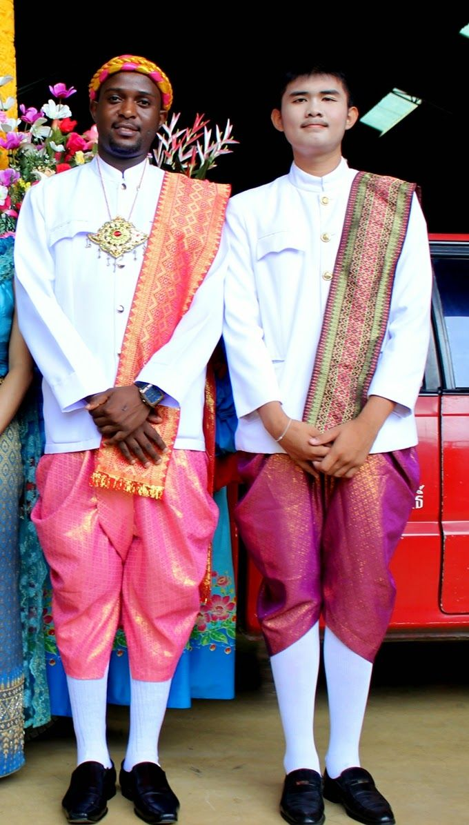 thailand traditional clothing for men - Google Search
