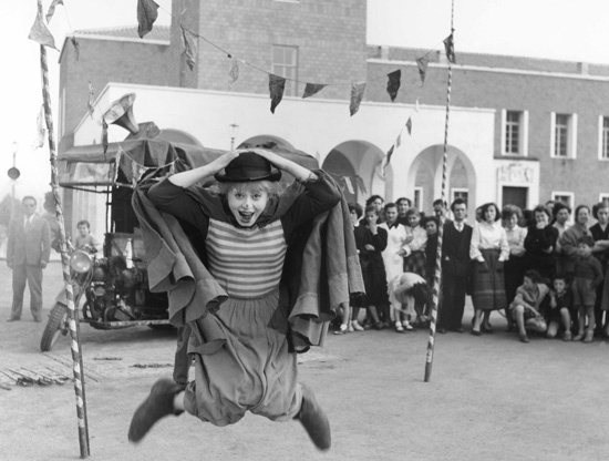 Federico Fellini - La strada