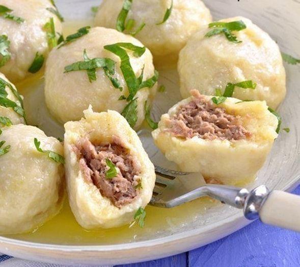 рецепт картофельных ньокки с начинкой