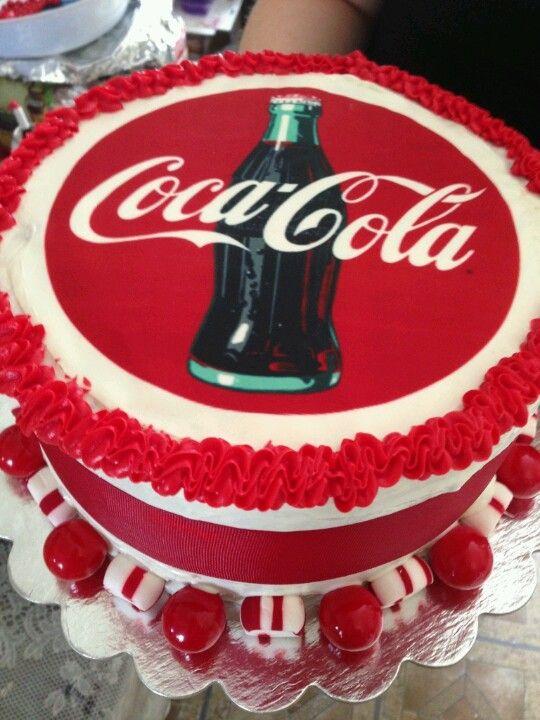 Coca-Cola cake | Coca~Cola | Pinterest | Coca Cola Cake, Cola Cake and ...