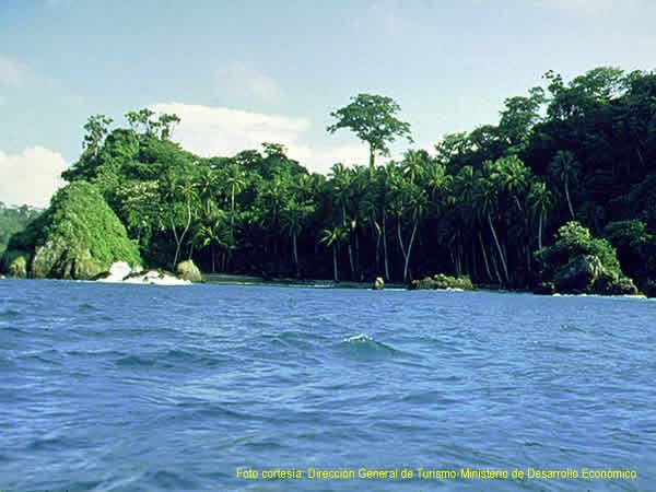 Colombia - Isla Gorgona.