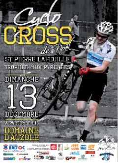 Dimanche 13/12 : cyclo cross de Saint Pierre Lafeuille (46) Dimanche 13/12 : cyclo cross de Saint Pierre Lafeuille (46) Dimanche 13 décembre 2015 Cyclo-Cross de Noël. image: http://www.sudgirondecyclisme.fr/wp-content/uploads/2015/12/Cahors.jpg Lieu :...