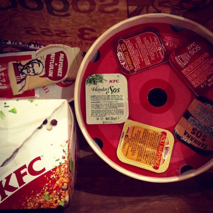 KFC...#cicekavanusfoodstyling