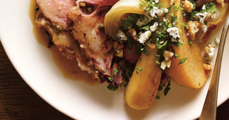 Côte de boeuf rôtie, sauce au madère  et au poivre vert Recettes | Ricardo