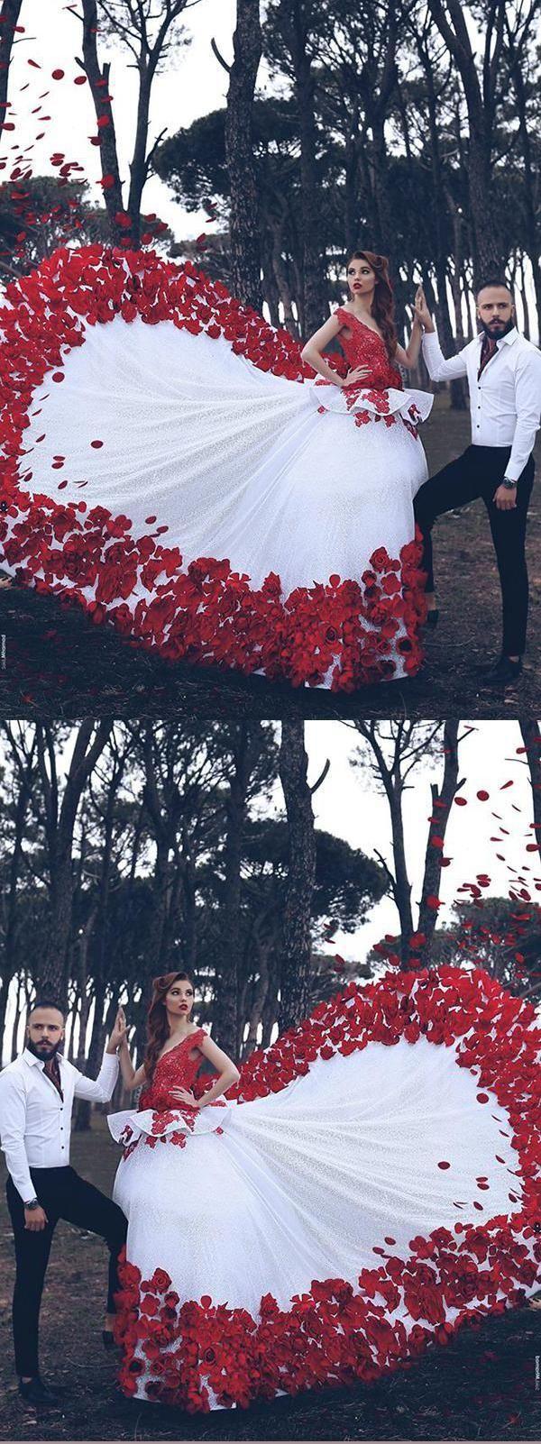 Lace Wedding Dresses White Lace Wedding Dresses Wedding Dresses Red Vintage Wedding Dres Red Wedding Dresses White Lace Wedding Dress Red Lace Wedding Dress [ 1602 x 600 Pixel ]