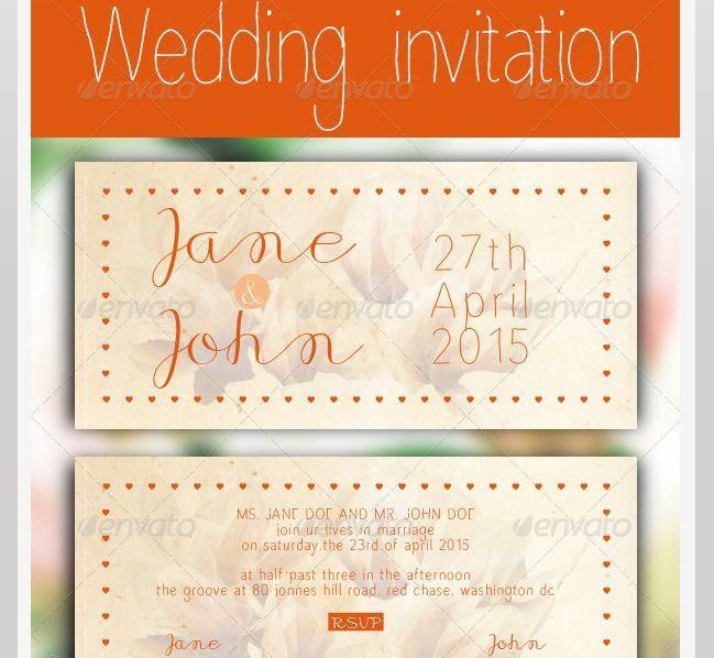 102 best PSD Templates images on Pinterest   Beautiful wedding ...