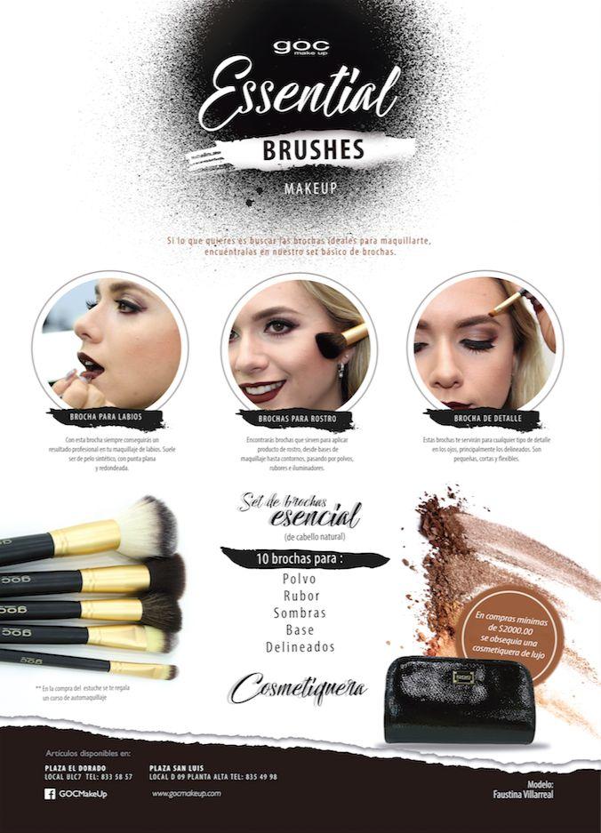 QUETAL TIPS  Essential Brushes Makeup  Encuentra las mejores brochas esenciales para tu maquillaje