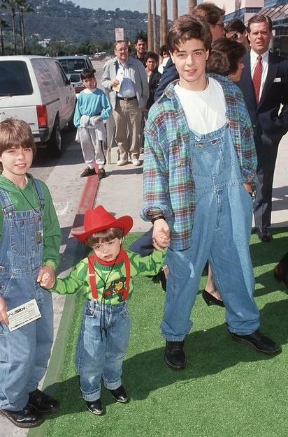 Lawrence Brothers Loved them! So wanted to be in their family. They knew how to rock overalls too!