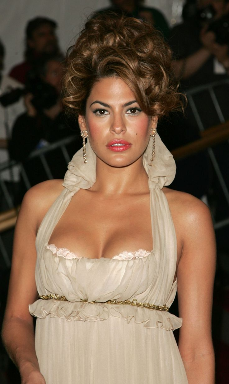 Words... eva mendes fur bikini