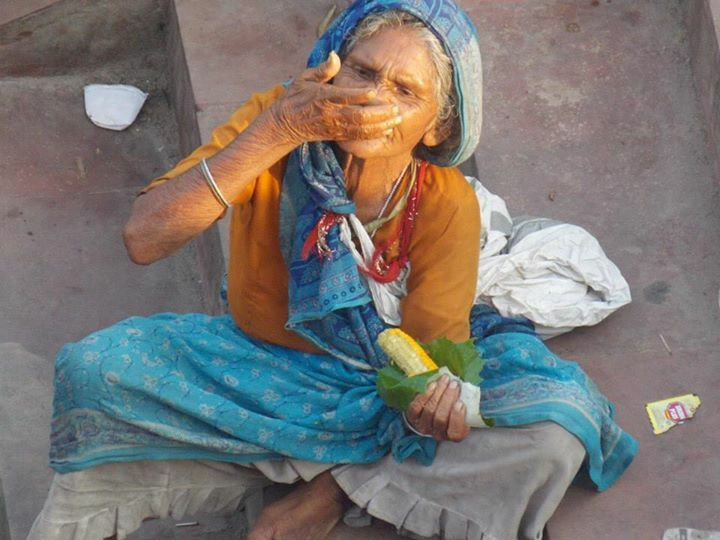 From Varanasi  ©Giorgia Pezzoni