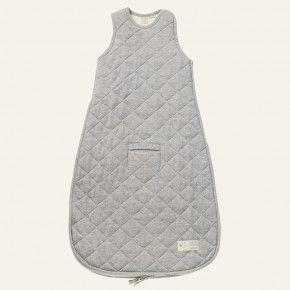 Organic sleeping bags in cotton & merino to keep baby warm in winter!
