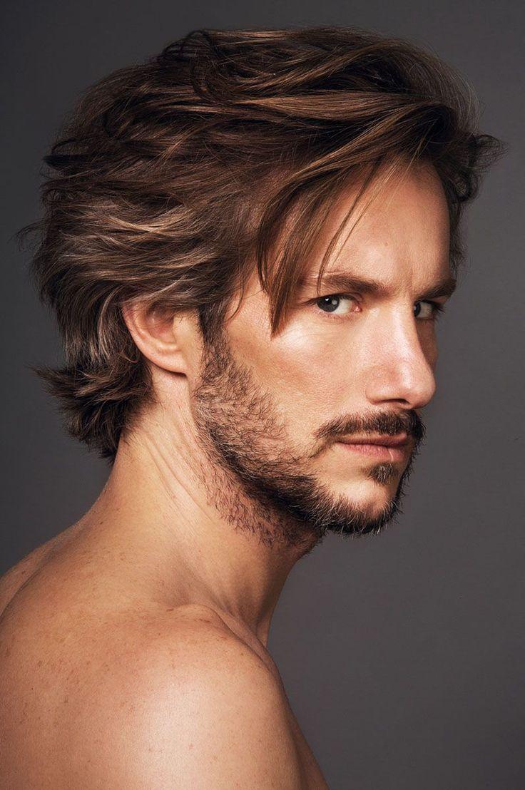 Frisur Lange Haare Männer | 2021 | Frisuren lange haare