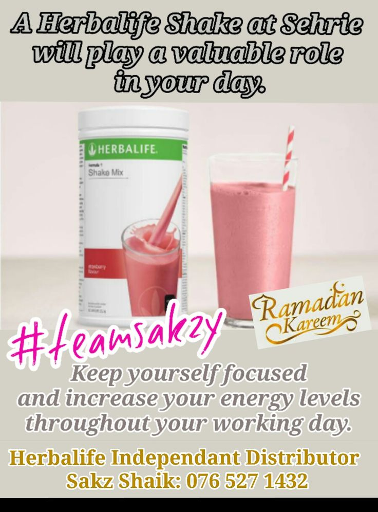 Whatsapp for price and info👍 ===================== Herbalife Independant Distributor *Sakz Shaik: 076 527 1432* ☎031 2084108 ============== Pick up *58 JUNIPER RD BEHIND OVERPORT CITY *(ATRIUM MALL)* *@Gazette Newspaper* ================= IF YOU *OUTSIDE DURBAN* DELIVERY CAN BE ARRANGED TO YOUR DOOR. 💚💚💚💚💚💚💚💚 #sakzshaik  #herbalifeindependantdistributor #Herbalifenutritionsouthafrica #herbalifedurban #healthymeals #herbalifeoverport  #weightloss  #healthyactivelifestyle…