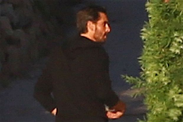 Scott Disick Spotted in Rehab Facility