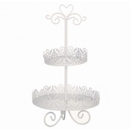 Love Birds Metal Cake Stand £16.50