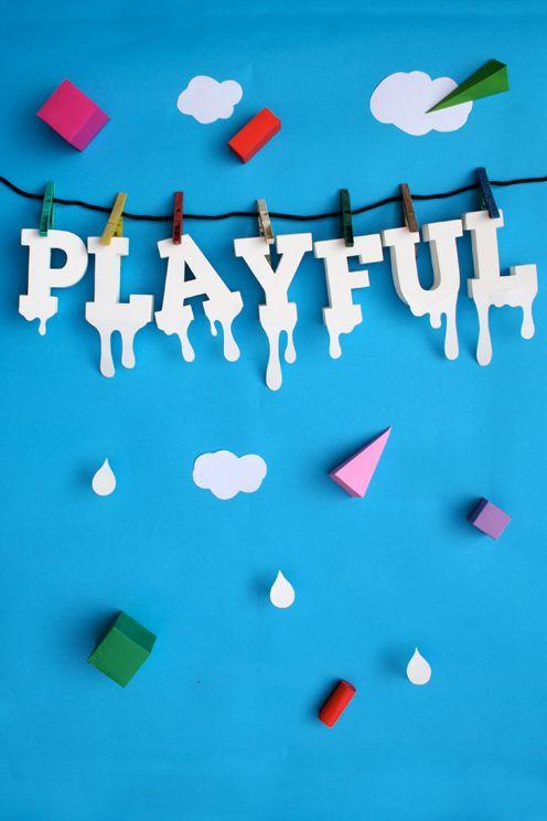 Playful on Behance