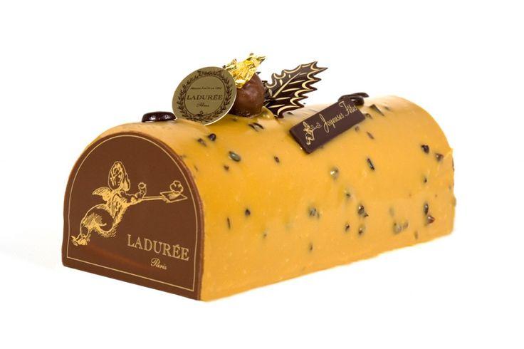 Ars Chocolatum: Buche @ Ladurée, Hediard, La Maison Bouillet & Angelina