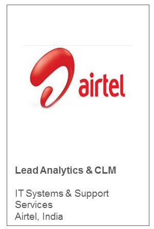 Lead Analytics & CLM IT Systems & Support Services Airtel, India