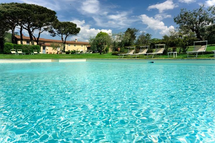 Wauw! Spring erin bij Vakantiewoning Borgo Casalvento in Casalguidi, Toscane.