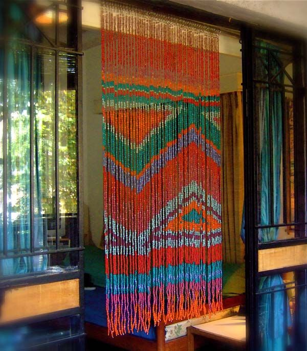 17 Best Ideas About Bead Curtains On Pinterest