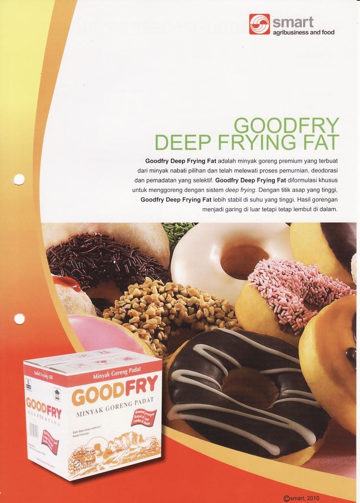 Goodfry Deep Frying Fat