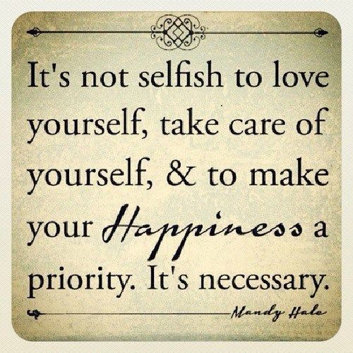 Self Care Quotes. QuotesGram