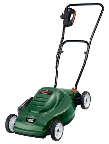 Black & Decker LM175 18-Inch 6-1/2 amp Electric Mower | Best Buy Garden Tools Store