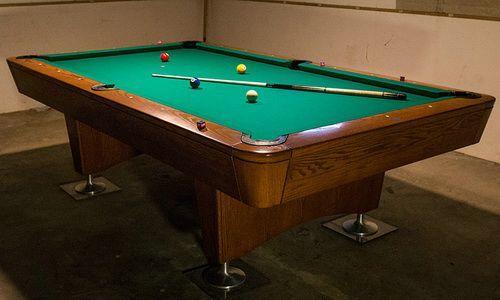 Used Diamond Pool Tables