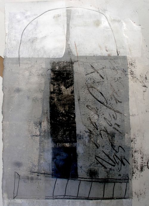 Charles Gallagher, monotype: Art Inspiration, Abstract Art, Online Artists, Abstract Etc, Numbers 19, Abstract B W, Art Finding, Paintings, Charles Gallagher
