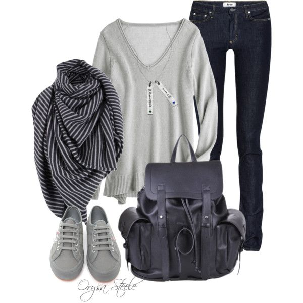 Weekend Charm, created by orysa on Polyvore