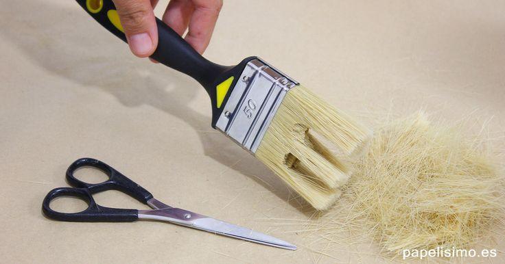 Si necesitas imitar vetas de madera sobre madera, metal, melamina, yeso, plástico o cualquier otro material, el tutorial de hoy te vendrá de perlas.