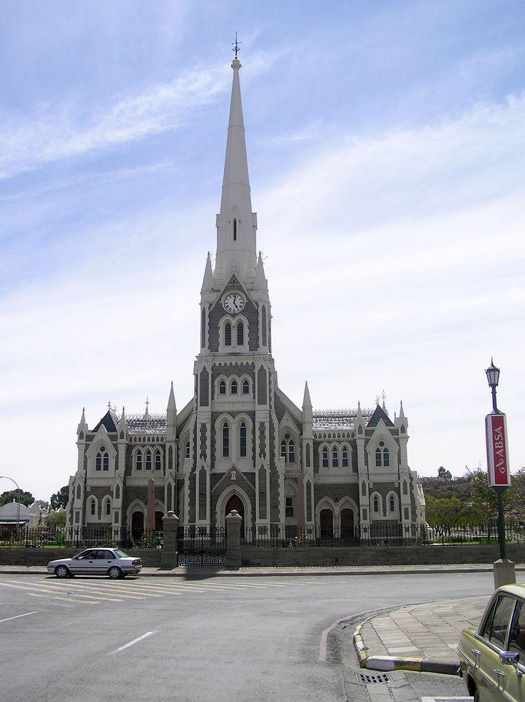 Gebou van die NG gemeente Graaff-Reinet, Kaapland