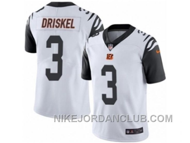 http://www.nikejordanclub.com/mens-nike-cincinnati-bengals-3-jeff-driskel-limited-white-rush-nfl-jersey-4b6yh.html MEN'S NIKE CINCINNATI BENGALS #3 JEFF DRISKEL LIMITED WHITE RUSH NFL JERSEY 4B6YH Only $23.00 , Free Shipping!