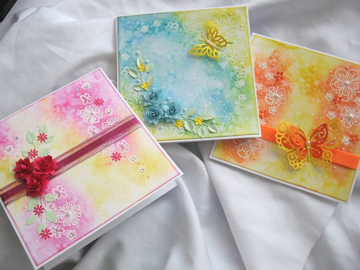 spring wishes cards