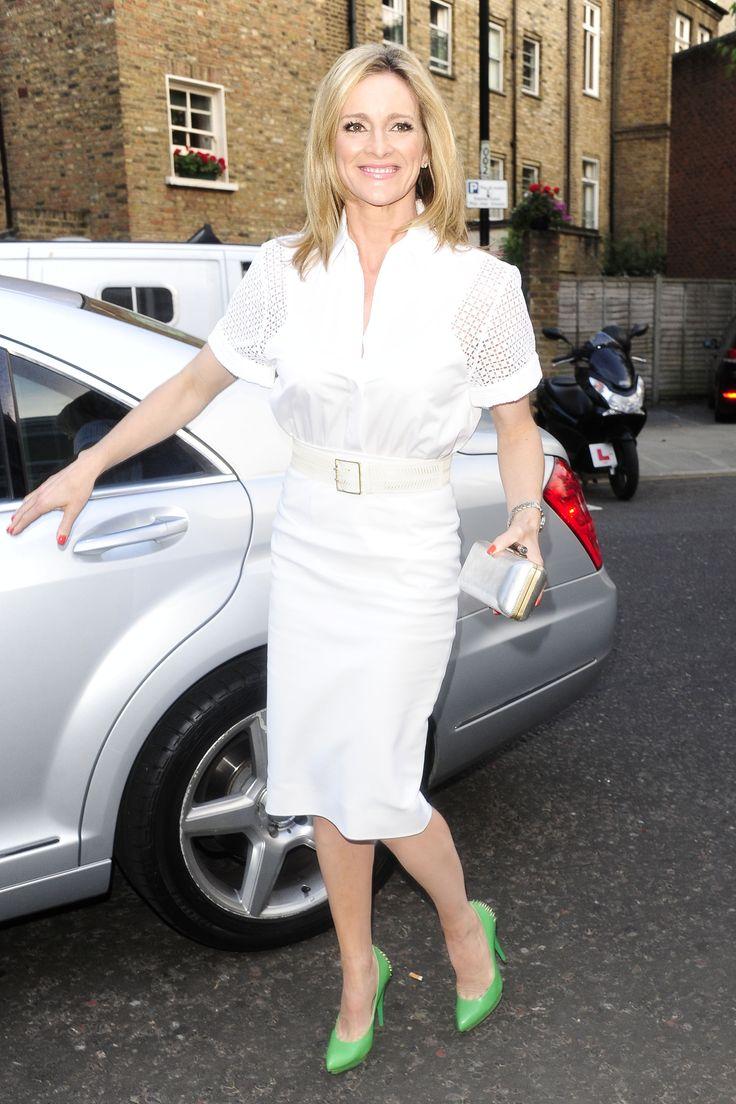 Gabby Logan – ITV's Summer Reception in London 17.07.13