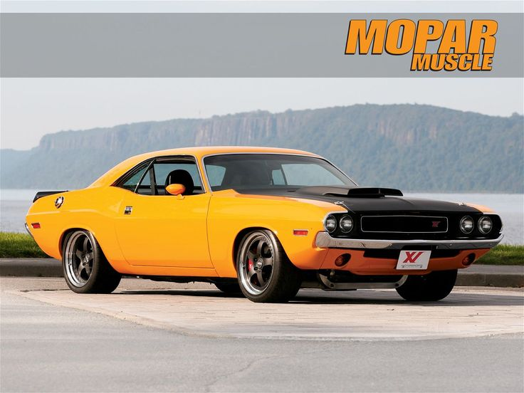 Best Muscle Cars Images On Pinterest Dream Cars