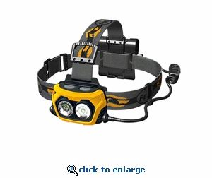 Fenix HP25 Waterproof LED Headlamp - 360 Lumens - 4 x AA Batteries