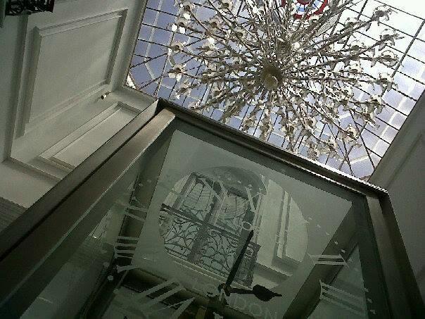 Museo de la Atalaya Fue inaugurado el 20 de marzo de 1973 con una colección de 152 relojes heredados por testamento de la Condesa viuda de Gavia.
