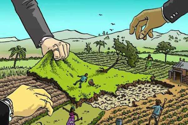 R100 000 reward for proof that land was stolen by farmers