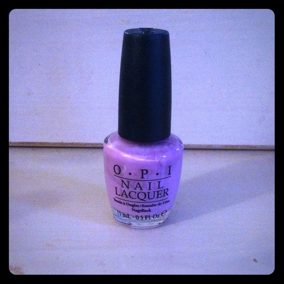 Lavender nail polish Lucky lucky lavender Makeup