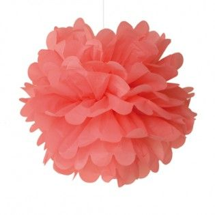 Pom 25 cm Pink