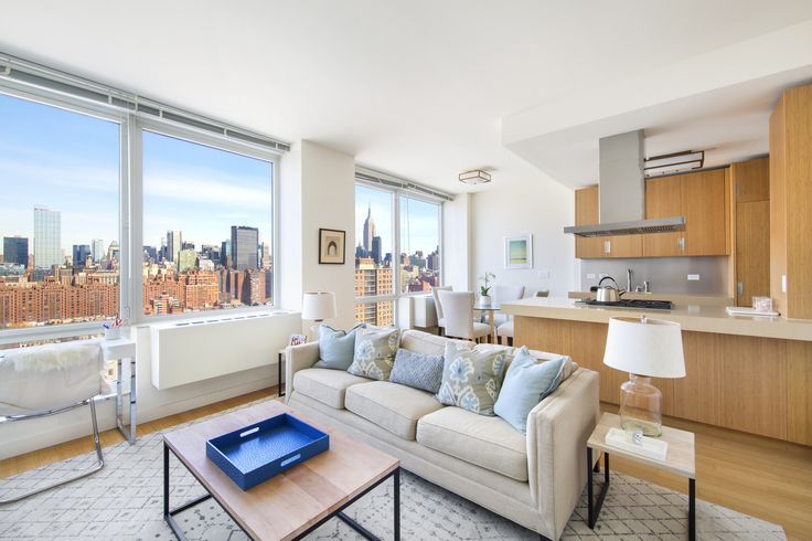 Spectacular High Line Views  ...   450 West 17th Street 2402, Chelsea, NYC, Represented exclusively by Lisa Rose and Jackie Siegel. See more eye candy on this home at http://www.halstead.com/16170816
