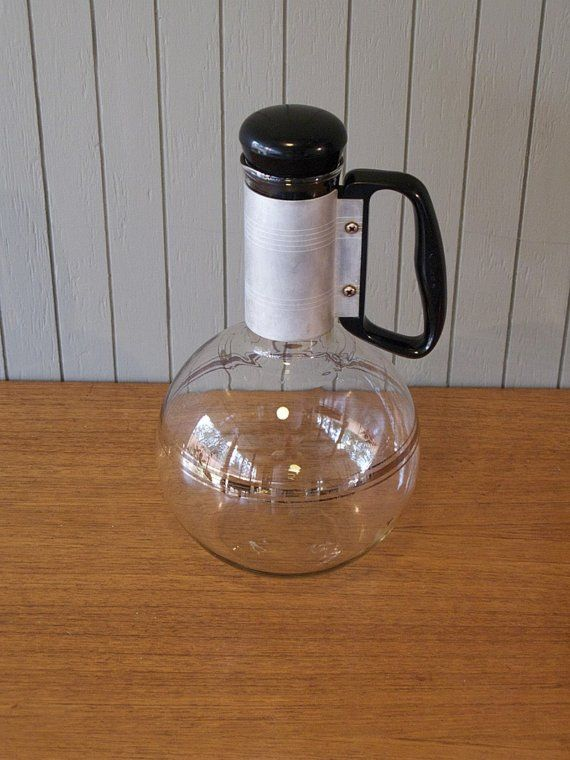 Industrial carafe made by Pyrex.  From etsy user modapple.  Just $9.00