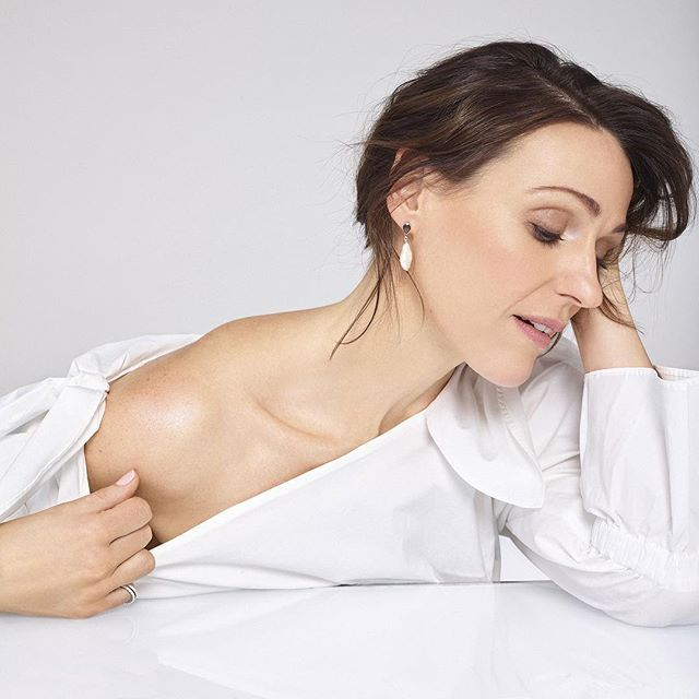 and we CANT WAIT. We shot the beautiful Suranne Jones (@suranne_jones) for our October issue (out on Thursday) and Lucy Pavia (@lucypavia) chatted to her about power infidelity and the pressure of making season two. . Suranne wears Rejina Pyo (@rejinapyo) at Harvey Nichols Stephen Dweck (@stephendweck) at Liberty London and Pandora rings (@theofficialpandora). . Photography: Christopher Fenner (@christopher.fenner) Fashion: Grace Smithan (@gracesmitham) Make-up: Justine Jenkins…
