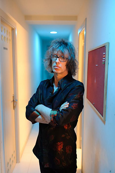 mike scott, the waterboys, 2012