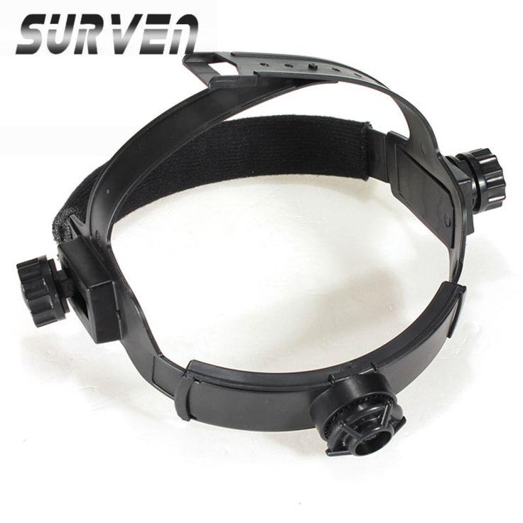 $5.09 (Buy here: https://alitems.com/g/1e8d114494ebda23ff8b16525dc3e8/?i=5&ulp=https%3A%2F%2Fwww.aliexpress.com%2Fitem%2FSURVEN-New-Stylish-Best-Price-Auto-Darkening-Welding-Helmet-Harness-Rachet-Welding-Mask-Headband-Replacement-High%2F32649970091.html ) SURVEN New Stylish Best Price Auto Darkening Welding Helmet Harness Rachet Welding Mask Headband Replacement High Quality for just $5.09