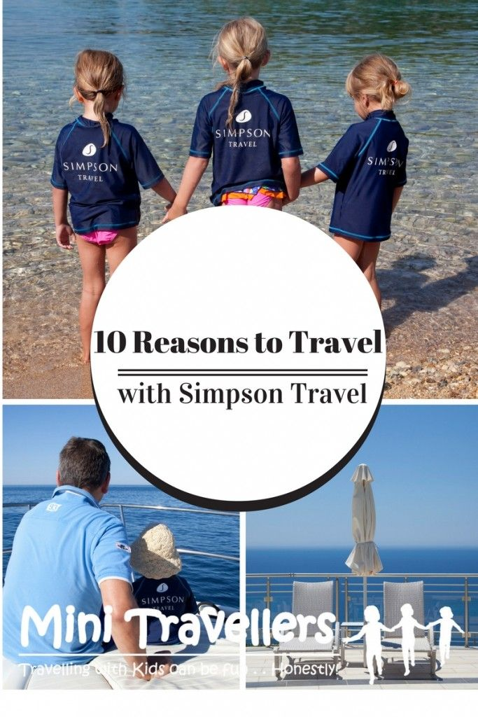Whilst there are many more reasons, here are my Top Ten Reasons why you should…