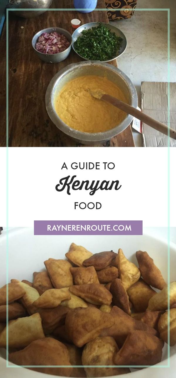 What food do they eat in Kenya and how do they make it? Find out in my guide to Kenyan food.