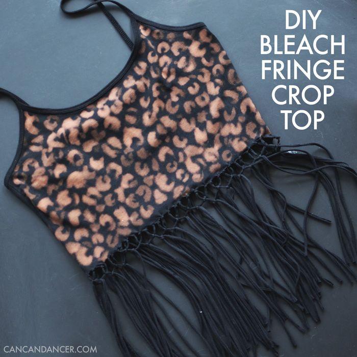 Crop Top Fashion Pinterest